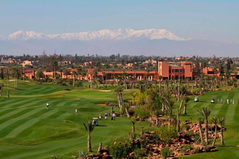 Visite des lieux de Atlas Golf Marrakech