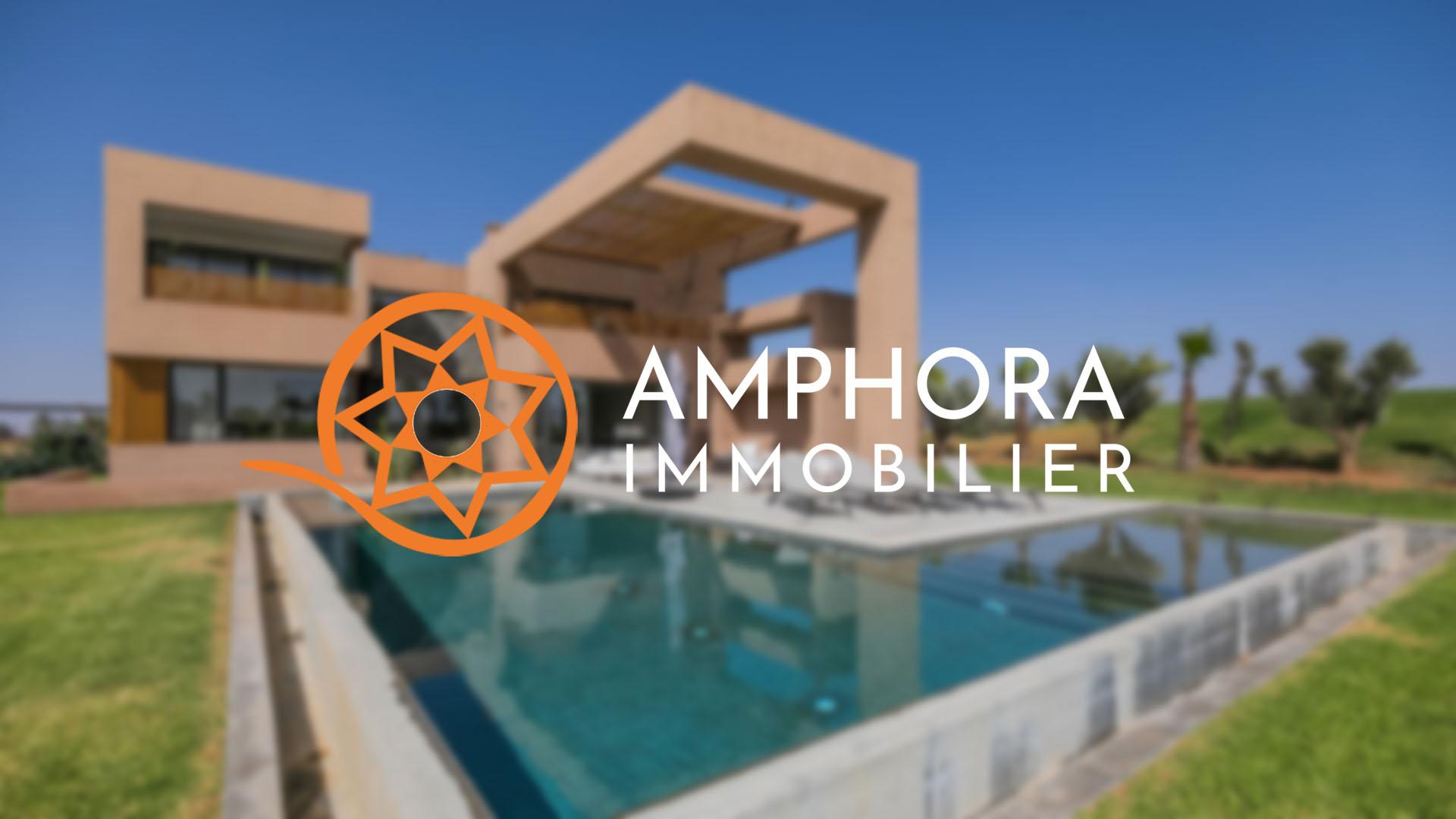 Agence immobilière à Marrakech Amphora