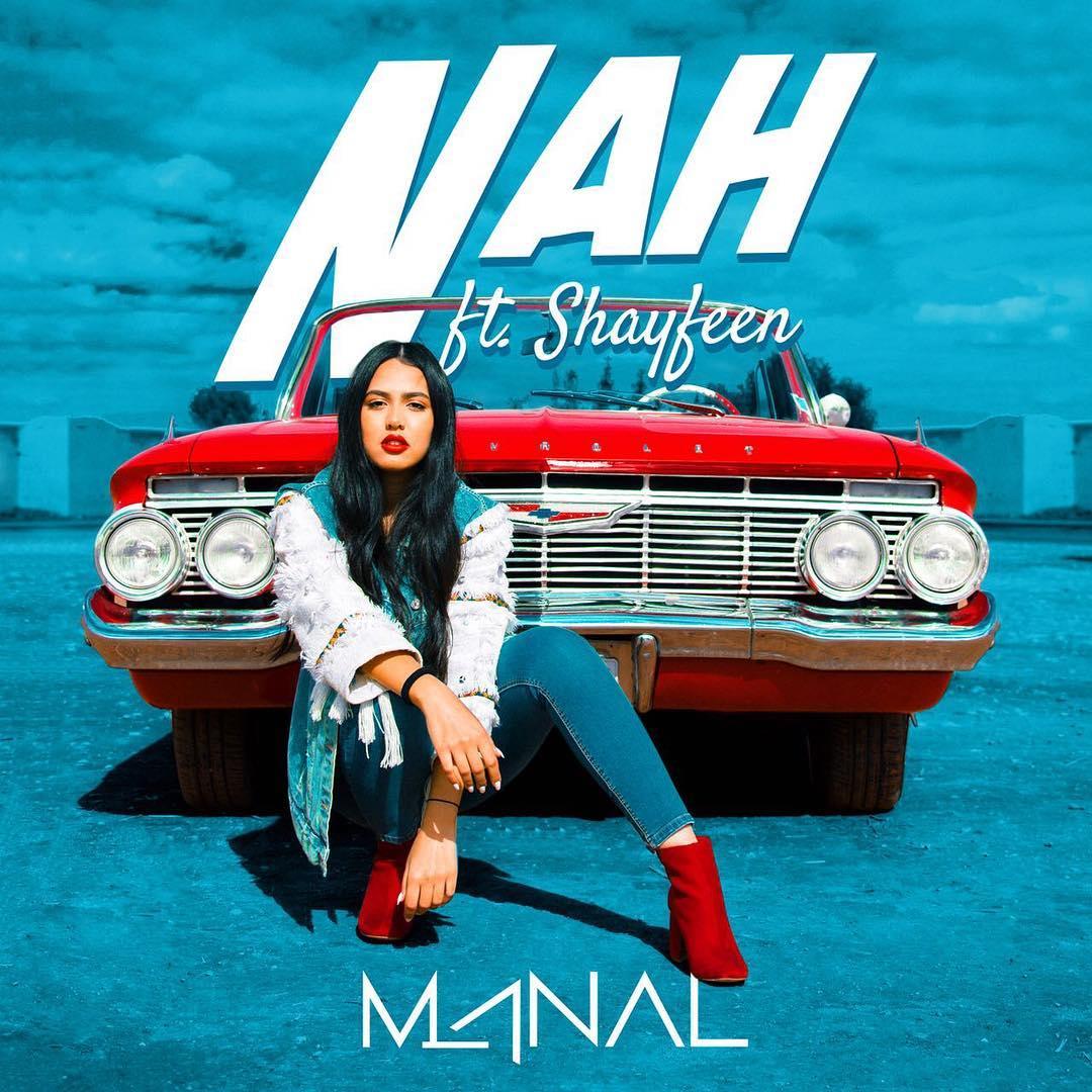 Shooting Clip NAH de Manal BK en featuring avec Shayfeen