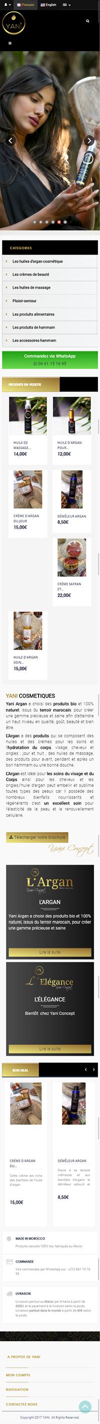 Yani Concept